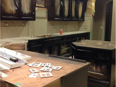 5 Common Mistakes Made While Installing Kitchen Cabinets