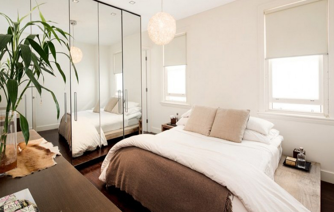 How To Design Your Small Bedroom To Make It Look Better And Spacious Upper Home,What Color Paint For Bathroom
